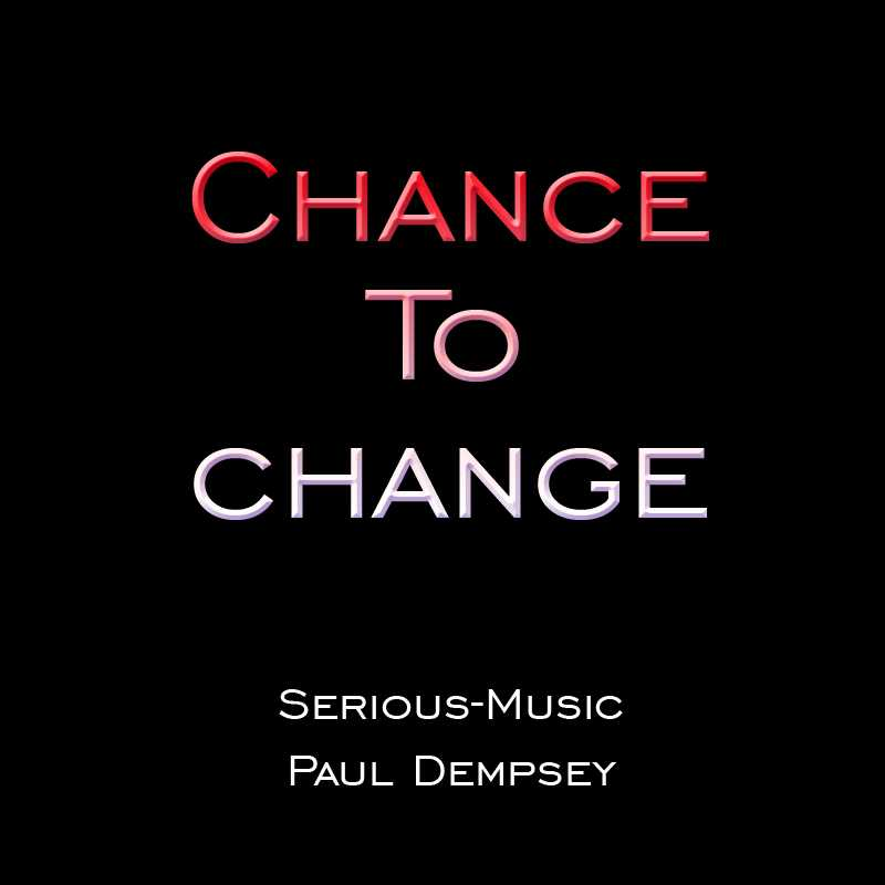 Chance To Change feat. Paul Dempsey - Album FRACTURED YEARS