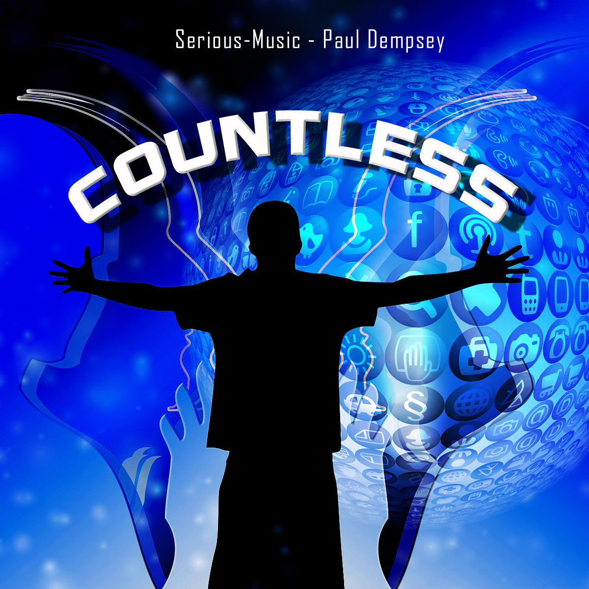 Countless feat. Paul Dempsey - Album A LIFE UNTOLD