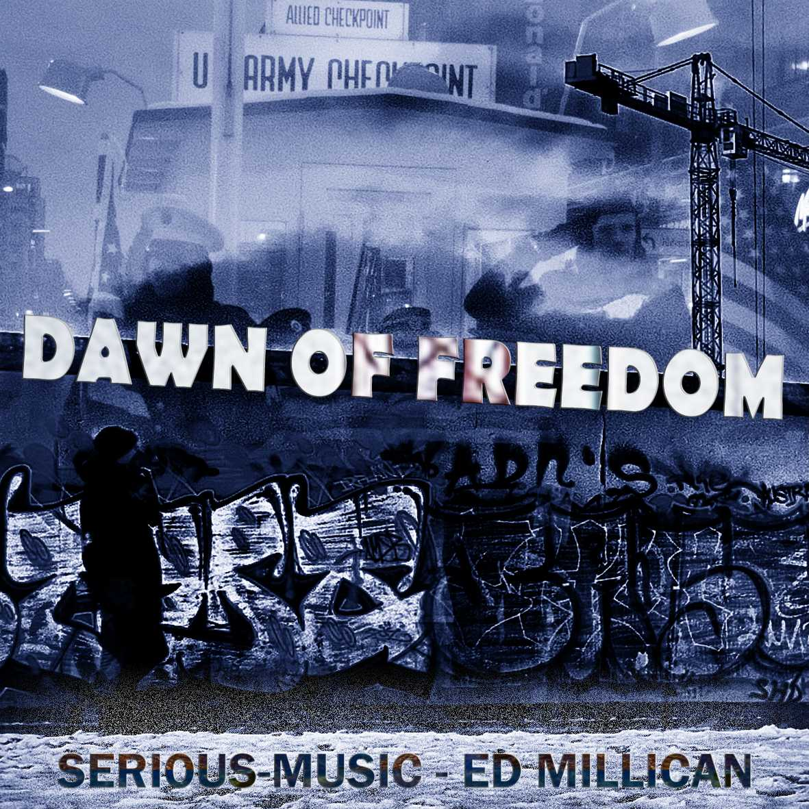 Dawn Of Freedom feat. Ed Millican / Album FALLEN