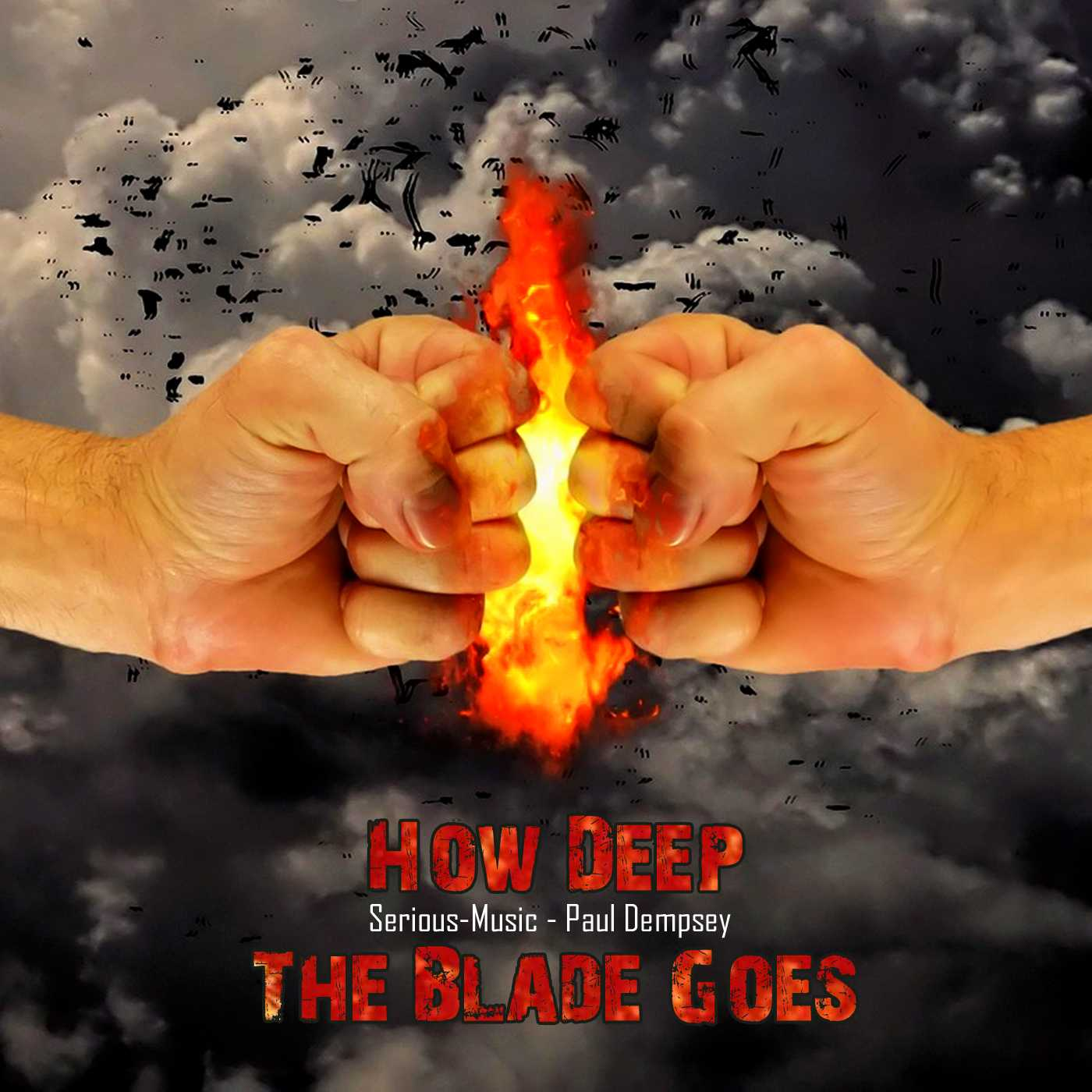 How Deep The Blade Goes feat. Paul Dempsey - Album TRUTH