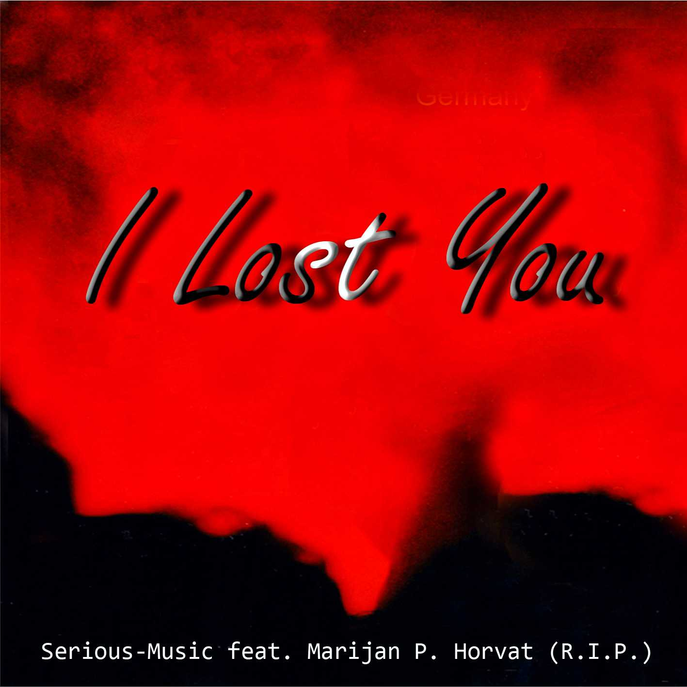 I Lost You feat. Marijan P. Horvat - Album STONES OF LIFE