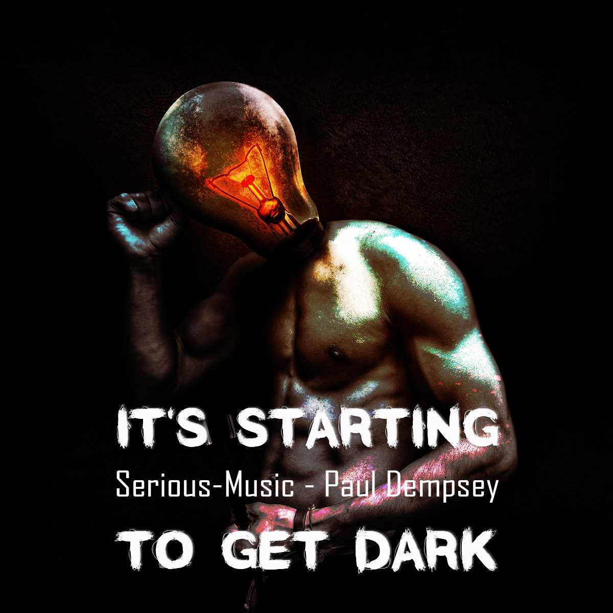 It´s Starting To Get Dark feat. Paul Dempsey - Album ECHOES OF YESTERDAY