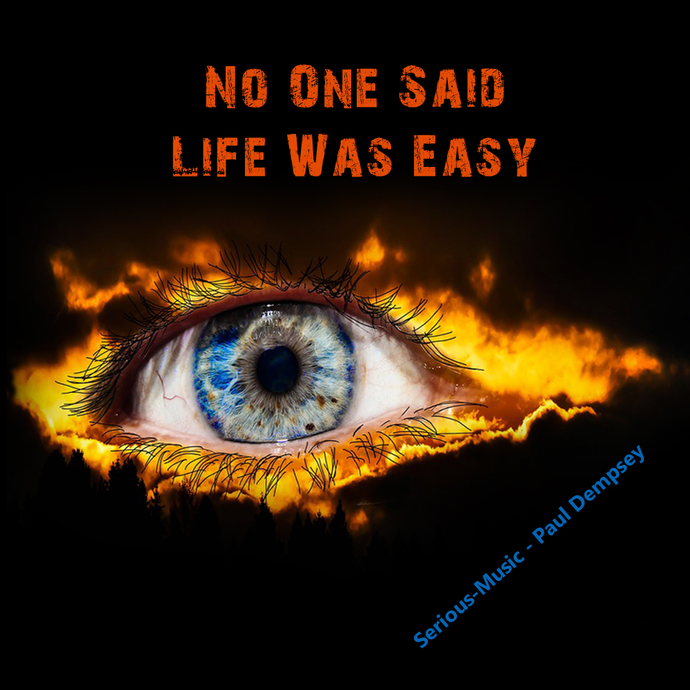 No One Said Life Is Easy feat. Paul Dempsey - SINGLE