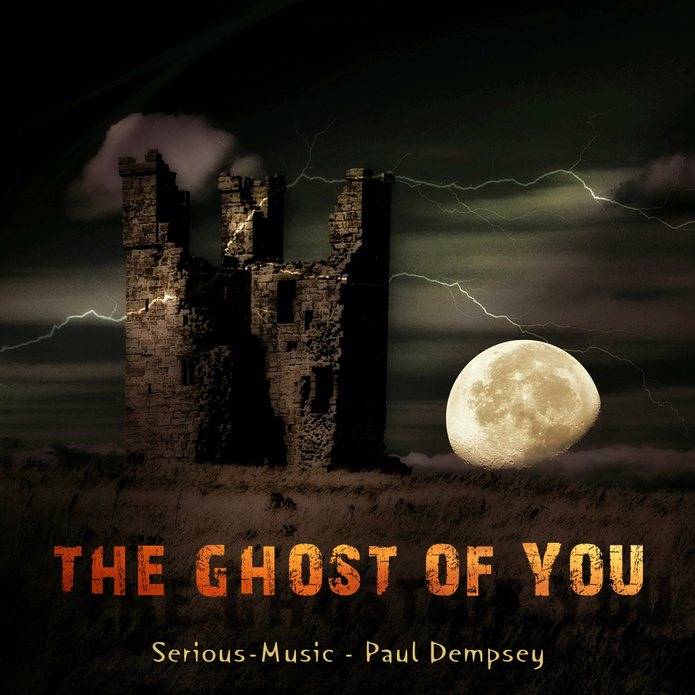 The Ghost Of You feat. Paul Dempsey - SINGLE