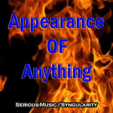 Appearance Of Anything feat. Syngularity (Instrumental) - Album ANTAGONISM
