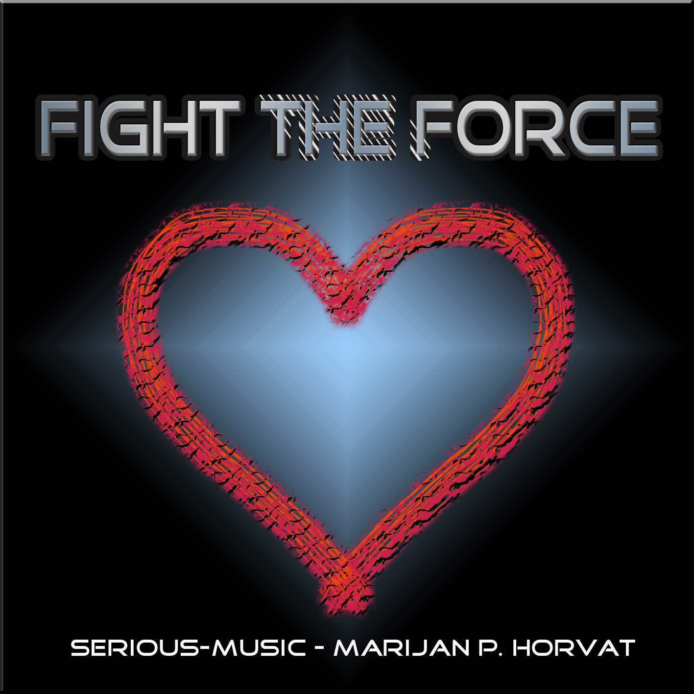 Fight The Force feat. Marijan P. Horvat - Album Aufbruch