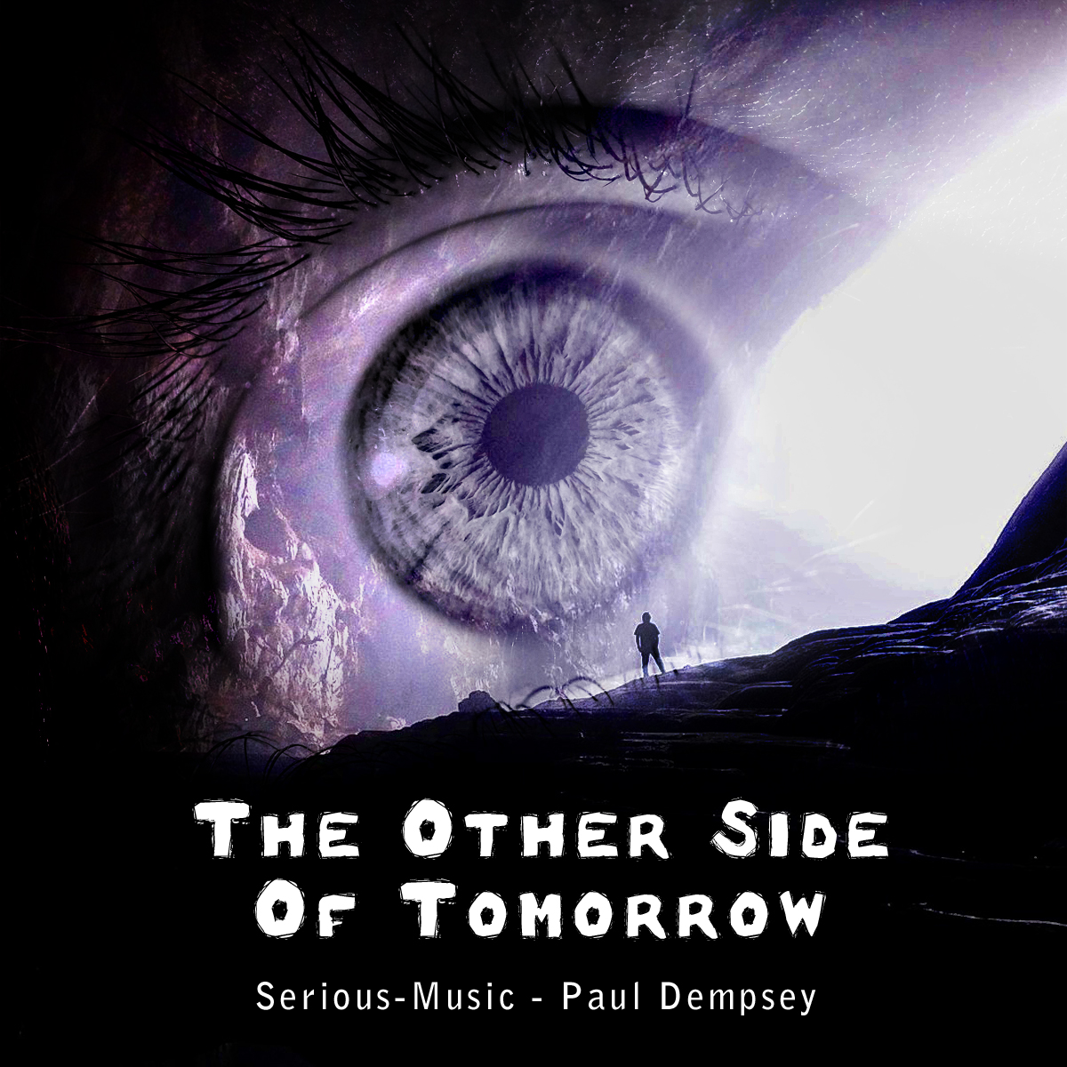 The Other Side Of Tomorrow feat. P.Dempsey - Album A LIFE UNTOLD