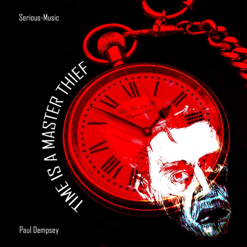 Time Is A Master Chief feat. Paul Dempsey - SINGLE
