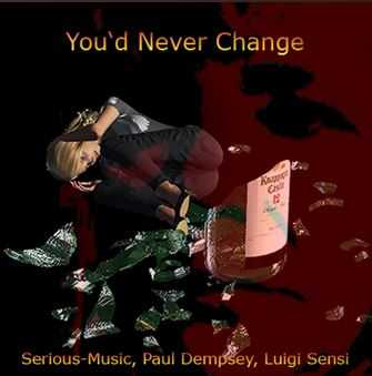 You´d Never Changed feat. P.Dempsey, L.Sensi - Album FRACTURED YEARS
